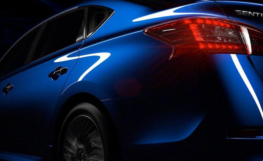 2013 Nissan Sentra (spy photo) - Slide 11