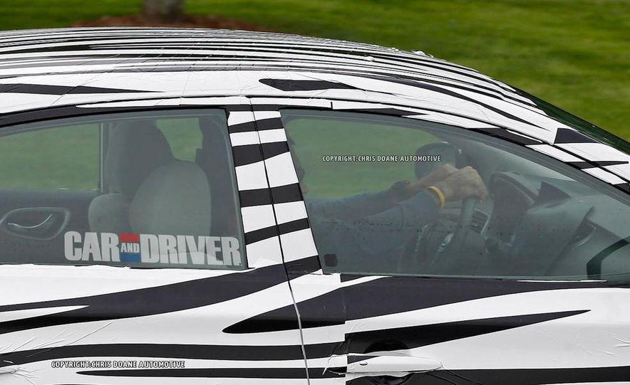 2013 Nissan Sentra (spy photo) - Slide 9