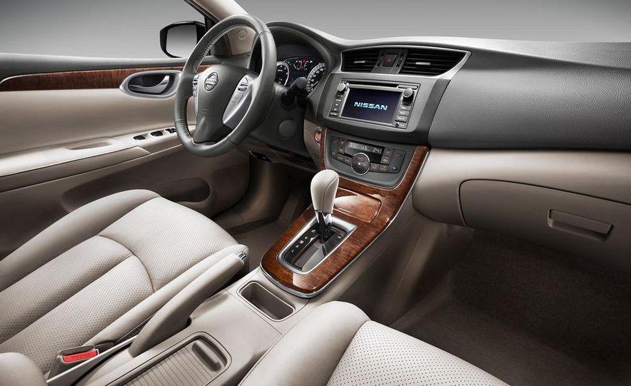 2013 Nissan Sentra (spy photo) - Slide 18