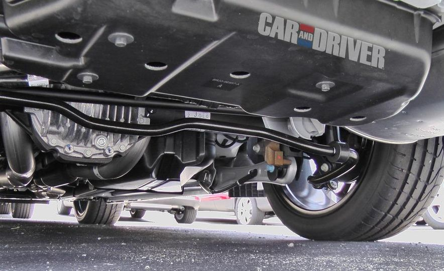2015 Ford Mustang coupe (spy photo) - Slide 11