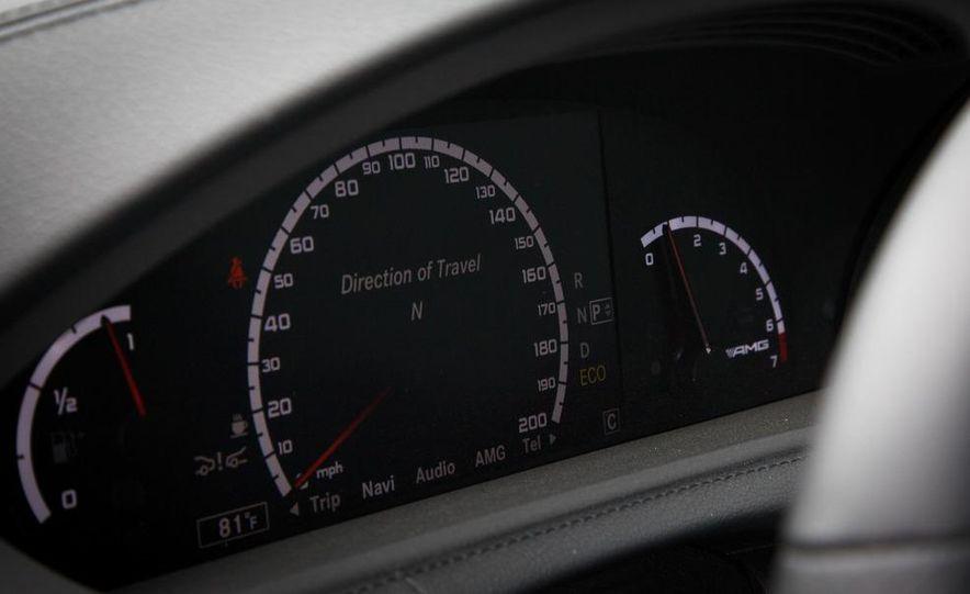 2012 Mercedes-Benz CL63 AMG - Slide 19