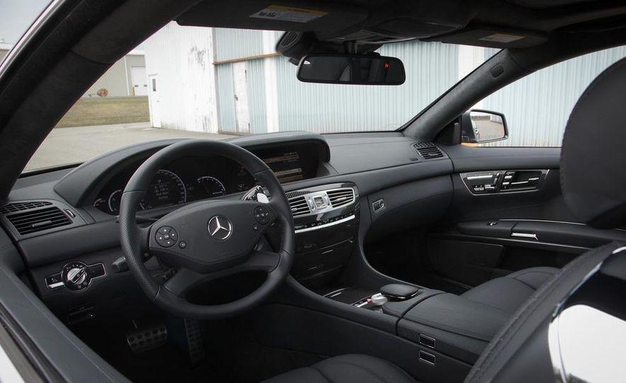 2012 Mercedes-Benz CL63 AMG - Slide 12