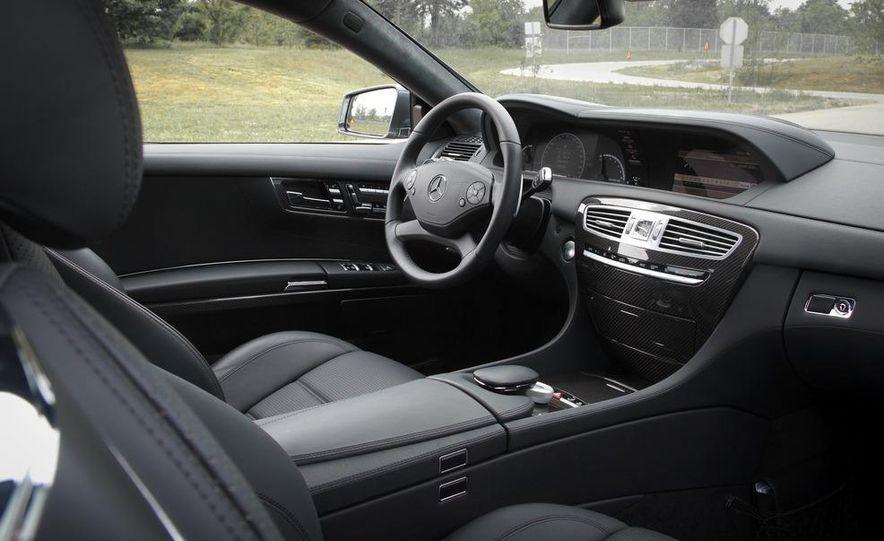 2012 Mercedes-Benz CL63 AMG - Slide 13