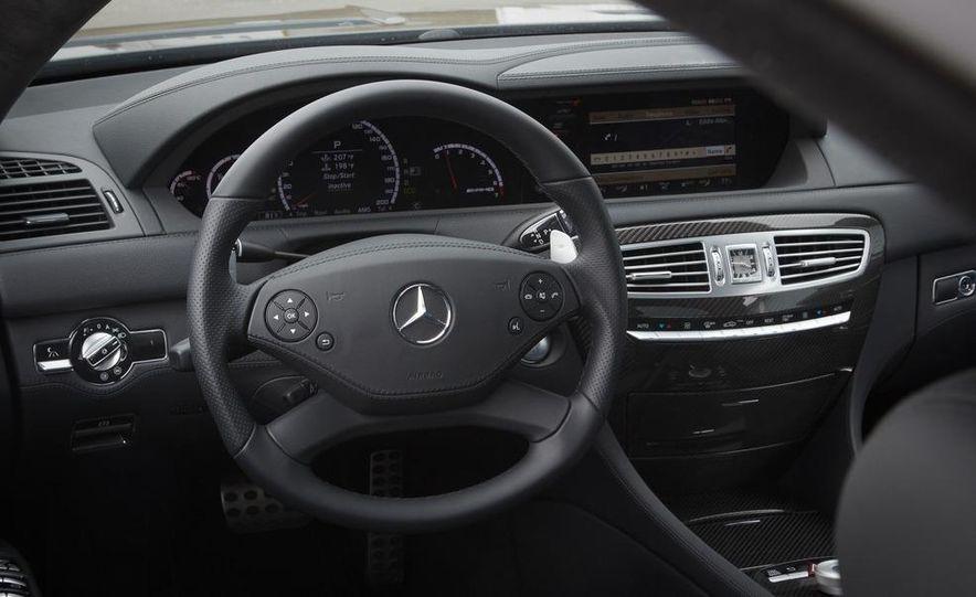 2012 Mercedes-Benz CL63 AMG - Slide 14