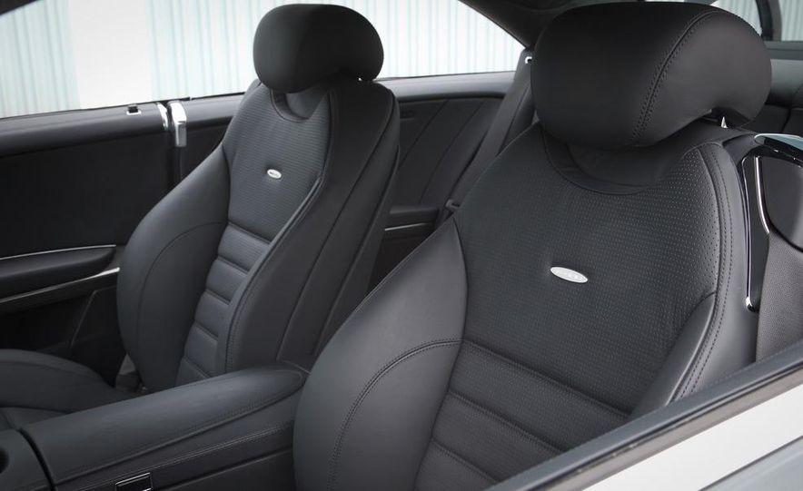2012 Mercedes-Benz CL63 AMG - Slide 15
