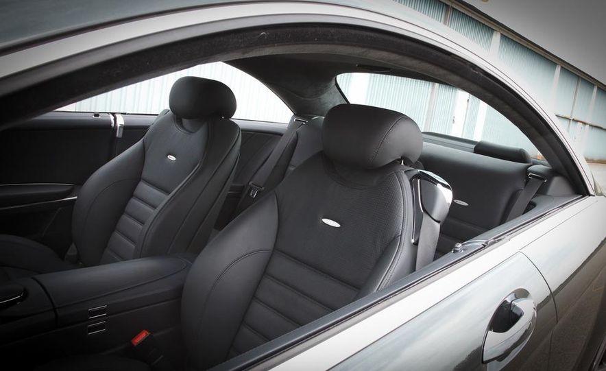 2012 Mercedes-Benz CL63 AMG - Slide 17