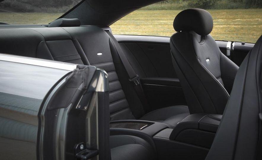 2012 Mercedes-Benz CL63 AMG - Slide 18