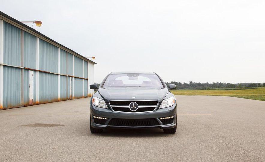 2012 Mercedes-Benz CL63 AMG - Slide 2