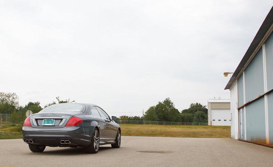 2012 Mercedes-Benz CL63 AMG - Slide 7