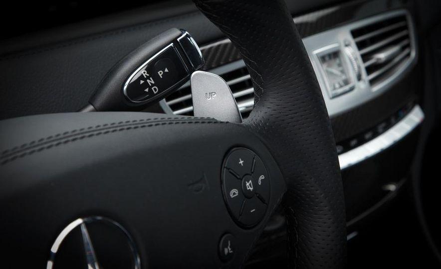 2012 Mercedes-Benz CL63 AMG - Slide 20