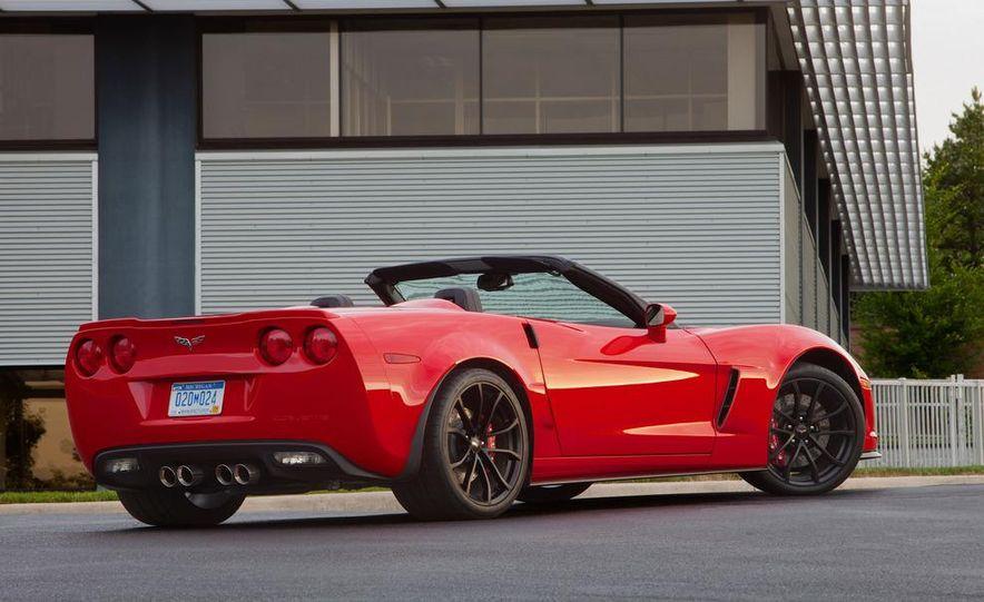 2013 Chevrolet Corvette 427 - Slide 44
