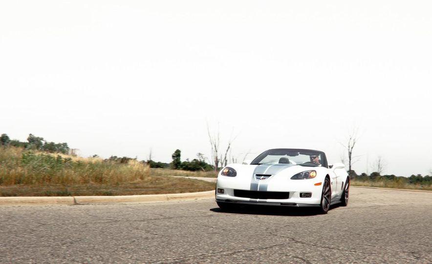 2013 Chevrolet Corvette 427 - Slide 13