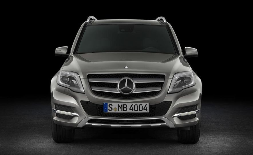 2013 Mercedes-Benz GLK350 4MATIC - Slide 22