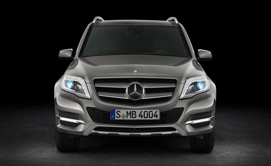 2013 Mercedes-Benz GLK350 4MATIC - Slide 23