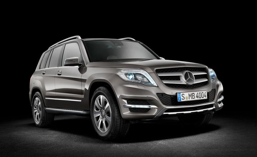2013 Mercedes-Benz GLK350 4MATIC - Slide 27
