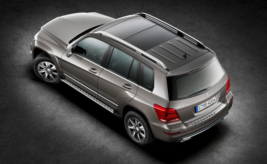 2013 Mercedes-Benz GLK350 4MATIC - Slide 34