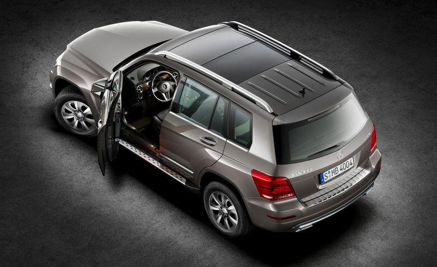 2013 Mercedes-Benz GLK350 4MATIC - Slide 35