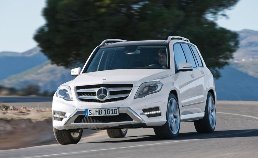 2013 Mercedes-Benz GLK350 4MATIC - Slide 6