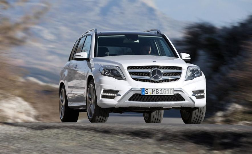 2013 Mercedes-Benz GLK350 4MATIC - Slide 16