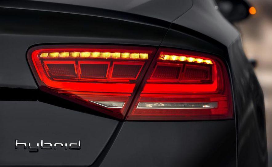 2013 Audi A8 hybrid - Slide 17