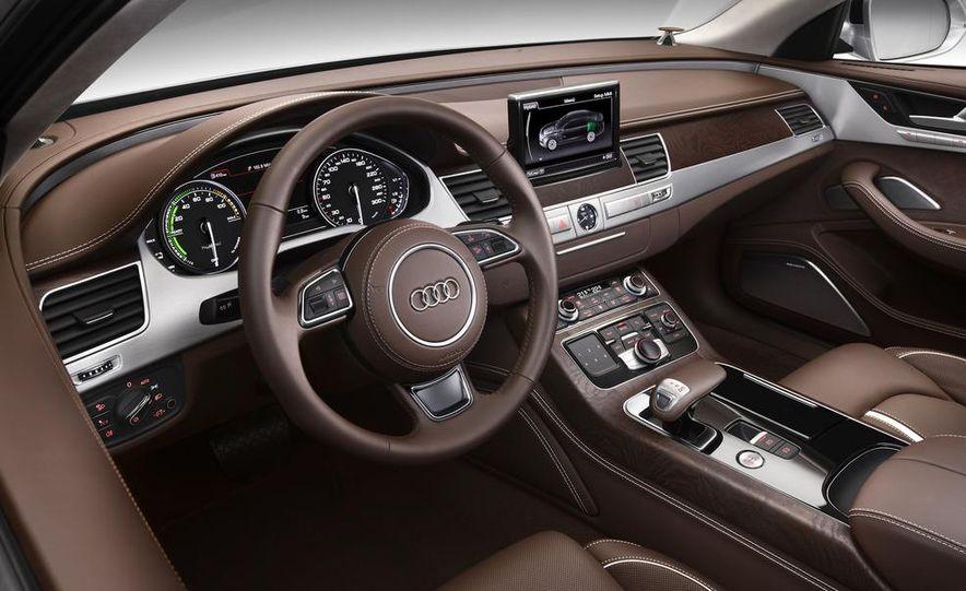 2013 Audi A8 hybrid - Slide 19