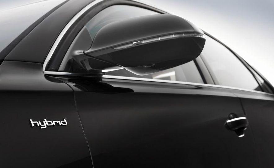 2013 Audi A8 hybrid - Slide 16