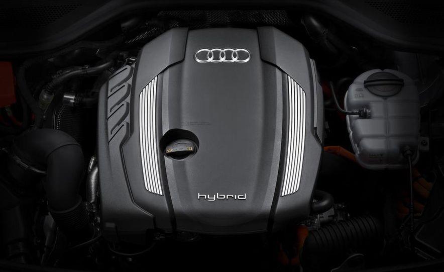 2013 Audi A8 hybrid - Slide 20