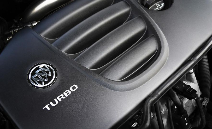 2013 Buick Verano Turbo - Slide 12