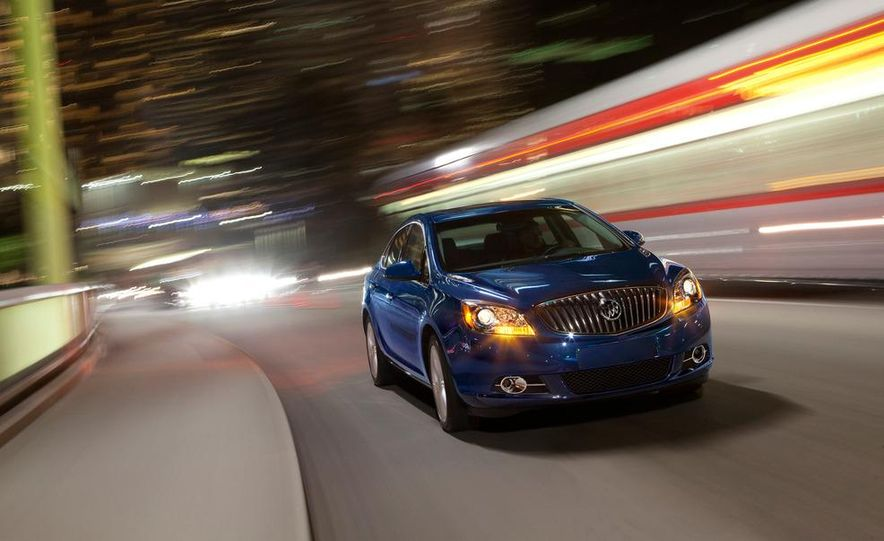 2013 Buick Verano Turbo - Slide 1