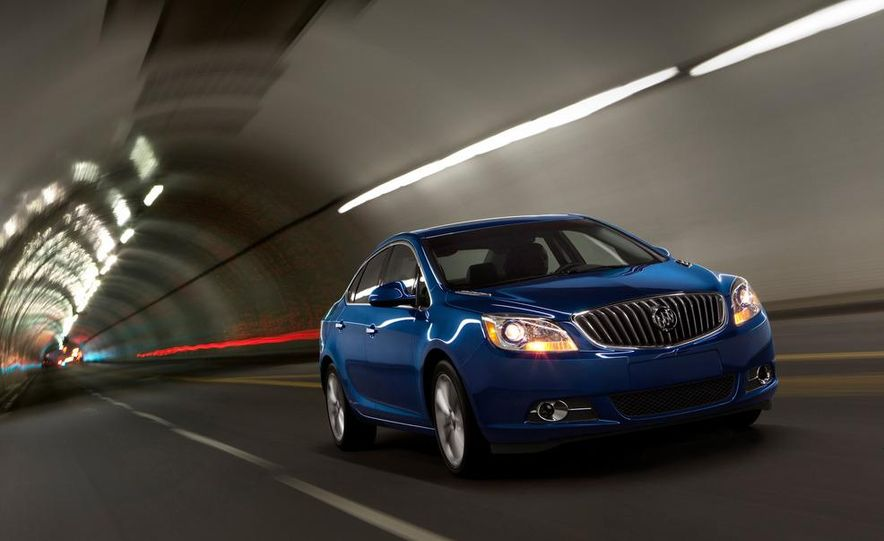 2013 Buick Verano Turbo - Slide 3