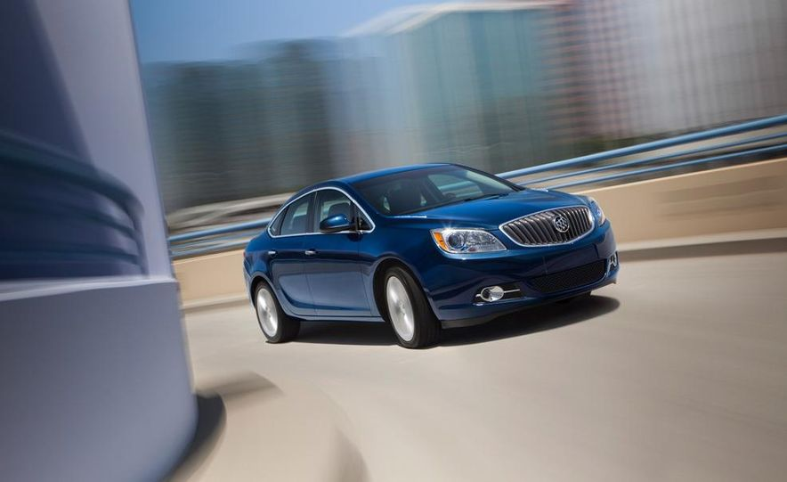 2013 Buick Verano Turbo - Slide 5