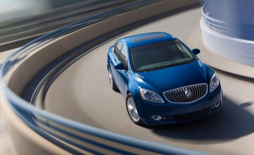 2013 Buick Verano Turbo - Slide 6