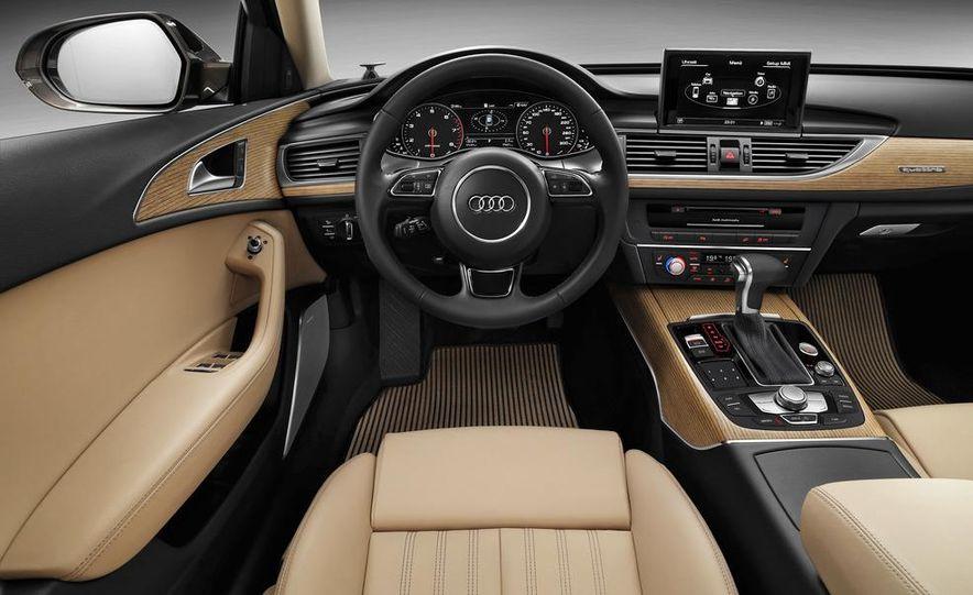 2013 Audi A6 Allroad Quattro - Slide 17
