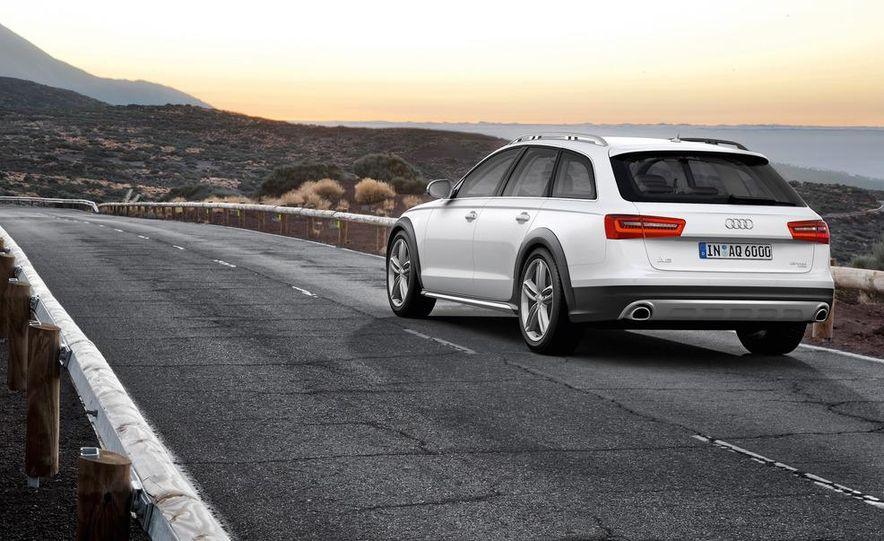 2013 Audi A6 Allroad Quattro - Slide 2