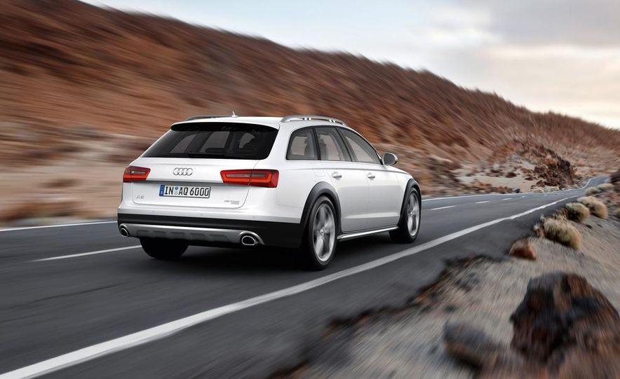 2013 Audi A6 Allroad Quattro - Slide 3