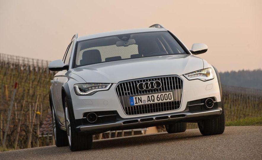 2013 Audi A6 Allroad Quattro - Slide 12