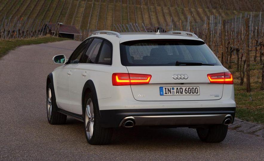2013 Audi A6 Allroad Quattro - Slide 13