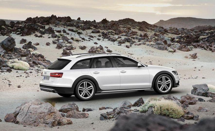 2013 Audi A6 Allroad Quattro - Slide 21