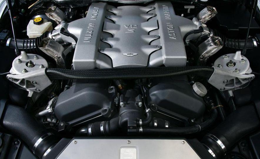 2013 Aston Martin Vanquish (spy photo) - Slide 23