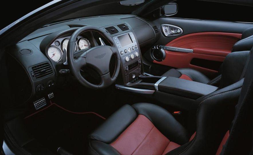 2013 Aston Martin Vanquish (spy photo) - Slide 22