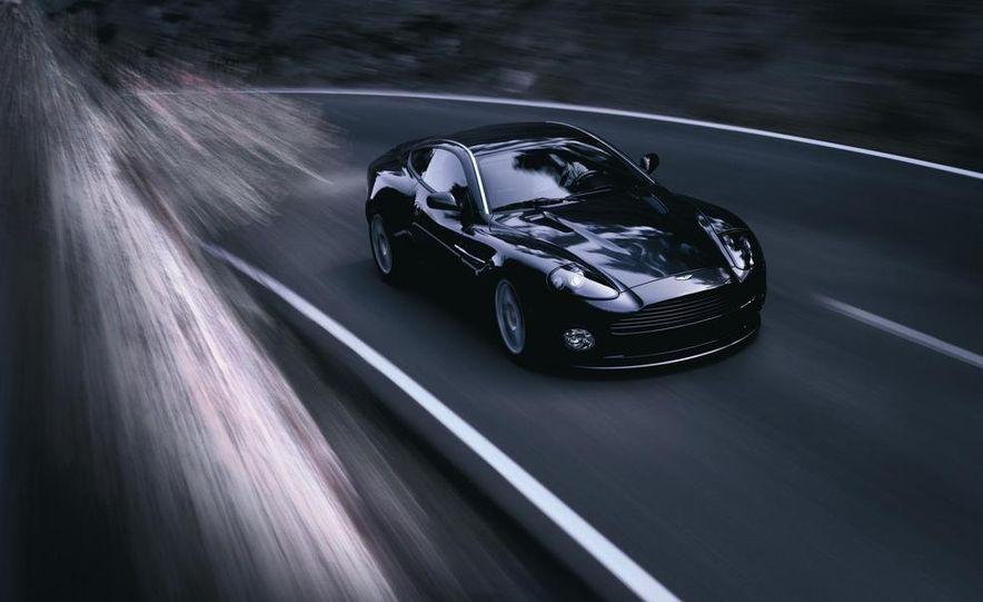 2013 Aston Martin Vanquish (spy photo) - Slide 19