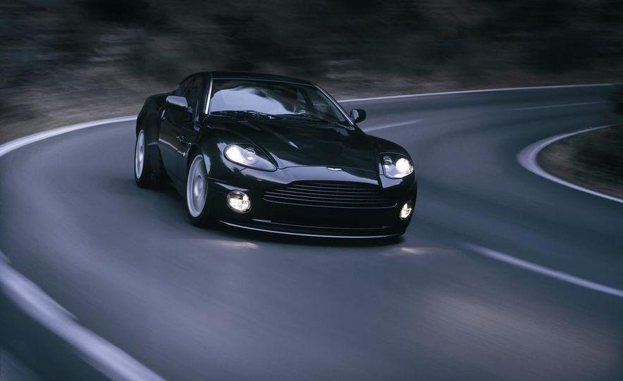 2013 Aston Martin Vanquish (spy photo) - Slide 20