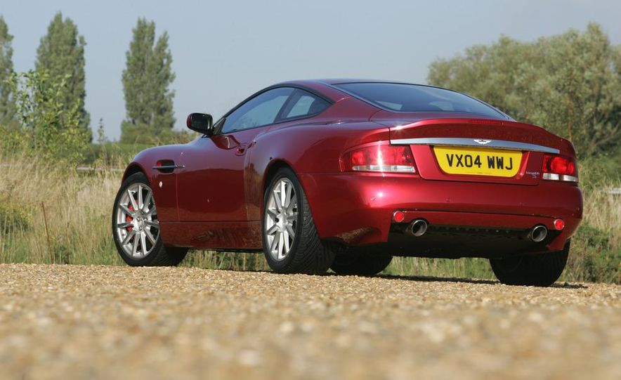2013 Aston Martin Vanquish (spy photo) - Slide 21