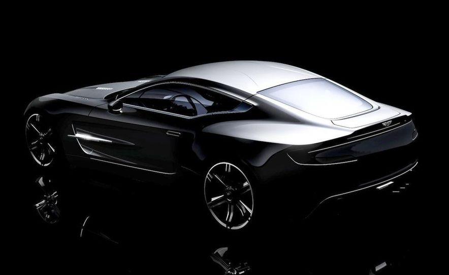2013 Aston Martin Vanquish (spy photo) - Slide 12