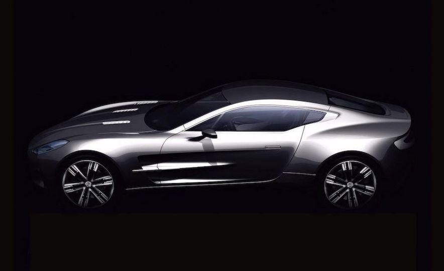 2013 Aston Martin Vanquish (spy photo) - Slide 13