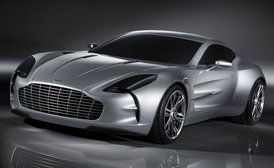 2013 Aston Martin Vanquish (spy photo) - Slide 6