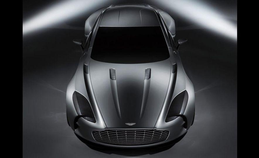2013 Aston Martin Vanquish (spy photo) - Slide 7