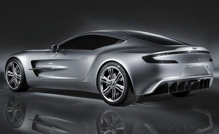 2013 Aston Martin Vanquish (spy photo) - Slide 8