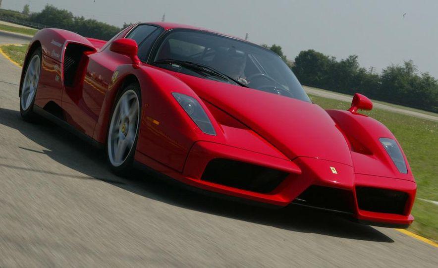 Ferrari Enzo Replacement (spy photo) - Slide 19