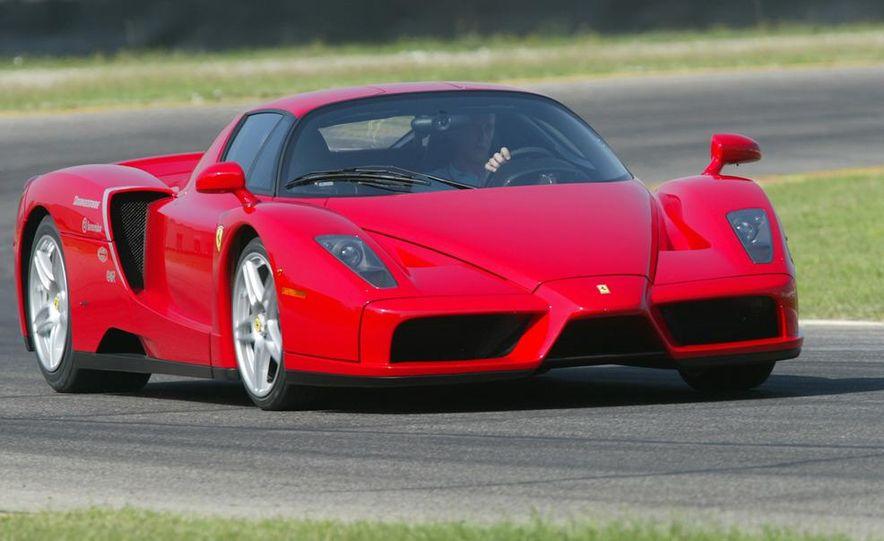 Ferrari Enzo Replacement (spy photo) - Slide 20